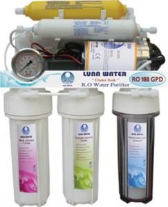 تصفیه آب 6 مرحله ای بدون پایه