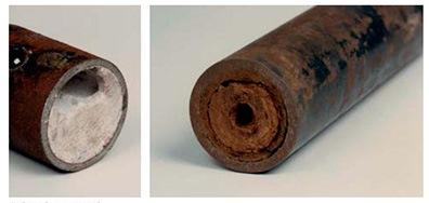سیلیس - رسوب سیلیکا در تاسیسات حرارتی
