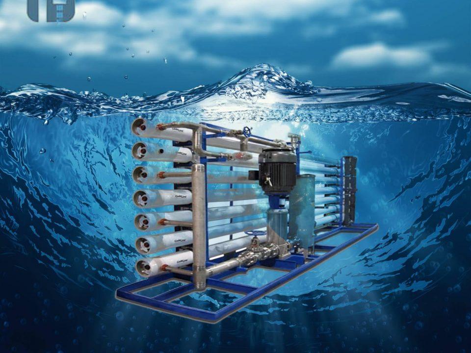کاربرد آب شیرین کن | آب شیرین کن صنعتی | آریاعمران