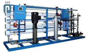 قیمت تصفیه آب صنعتی | دستگاه تصفیه آب | تصفیه آب