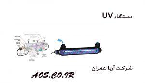 دستگاه UV , اشعه ماورابنفش , UV