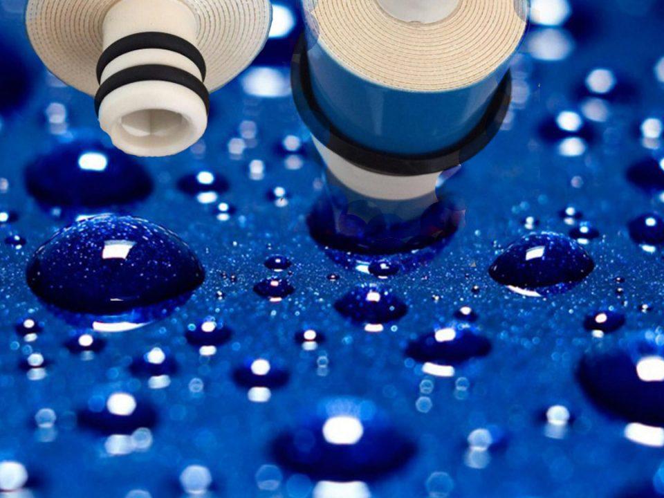 فیلتر ممبرین چیست | فیلتراسیون دستگاه تصفیه آب | آریا عمران