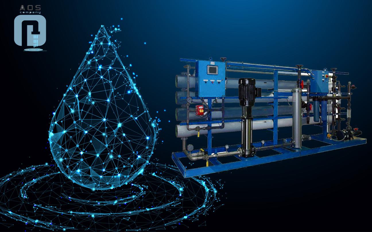 فروش تصفیه آب   تصفیه آب صنعتی   ارسال رایگان